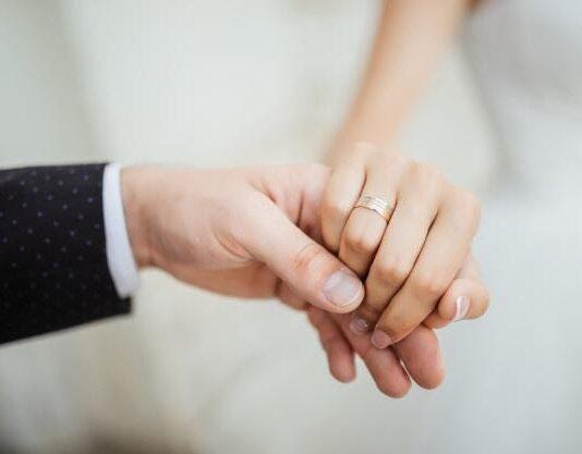 cincin kawin simple