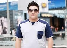 tips baju untuk pria berpipi chubby