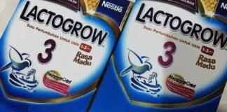harga susu lactogrow